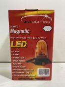 2 x 247 Lighting Magnetic LED Beacons