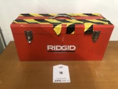 Ridgid K-45 Drain Cleaning Machine