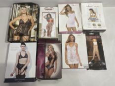 Various Womens Lingerie,Outfits & Accessories