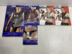 Various Mens Underwear And Tops