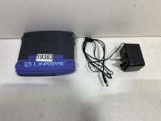 Linksys BEFSR41V.2 Router