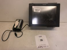 Toshiba ST-C10-N101K-QM-R POS Terminal w/ Power Lead