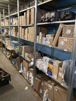Remaining Stock & Spare Parts from Case/New Holland Dealership  | Ends 04 February 2021