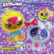 100 x Zequins Shimmer Dolls | Brand New & Sealed Cartons | Total RRP £999