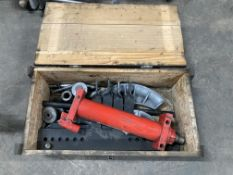 Industrial Hydraulic Sealey PBS91 Pipe Bender – Incomplete