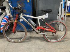ProFlex Mountain Bike w/ Front & Rear Suspension