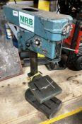 Startrite 5-Speed Pillar Drill W/ Fabricated Steel Stand