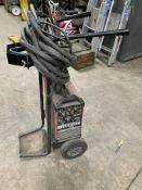 Kemppi Master 2800 Tig Welder w/ Gas Trolley & Hoses
