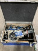Orbitalum PS 4.5 Portable Tube Cutting Saw - 110V