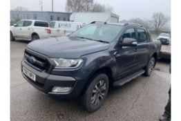 Ford Ranger Diesel Pick-Up | YS67 NPV | 124,001 Miles