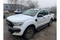 VEHICLE SALE | 2 x Ford Rangers - 67 & 68 Plate | Ends 10 February 2021