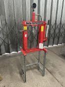 Clarke CSA10BB 10 Tonne Hydraulic Bench Press