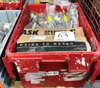 18 x Wask Sperryn DKW17A 2nd Stage Gas Installation Kits
