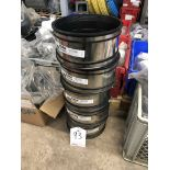 5 x Naylor NSC290 Band Seals - Pipe OD 265mm-290mm