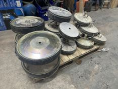 12 x Aluminium Drain Plugs in Various Sizes