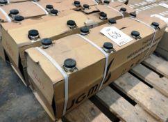 8 x Cubix U6P Diaphragm Gas Meters - RRP£448