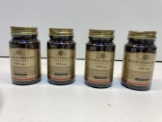 4 x Bottles of Methylcobalamin Vitamin B12 (1000 µg) Nuggets