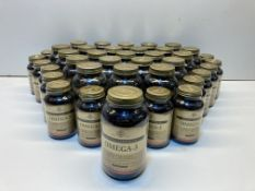 38 x Bottles of Omega-3 Softgels As Per Description   Total RRP £1,100