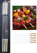 500 x BBQ Skewer Packs | Brand New & Sealed