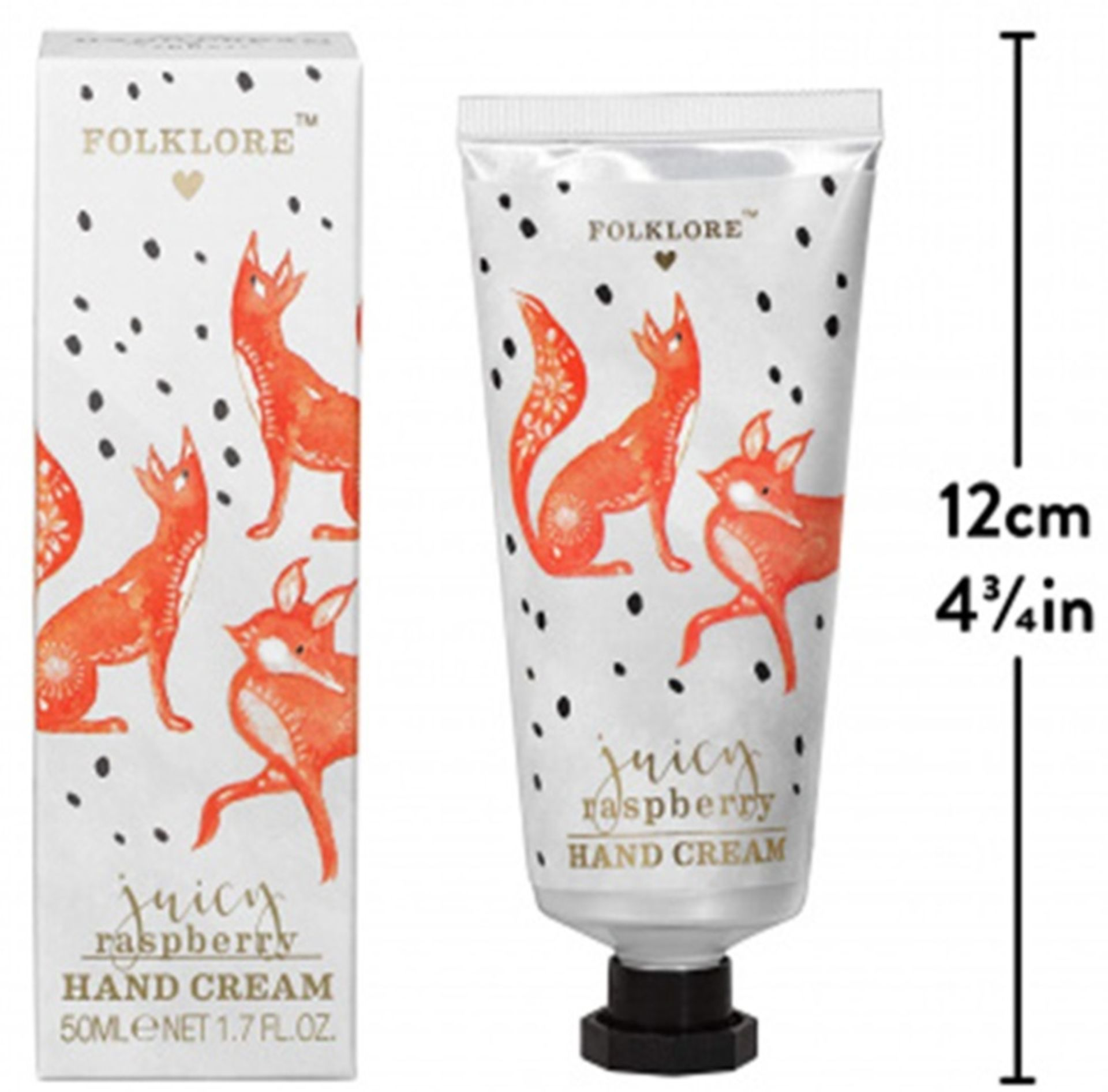 100 x Various Folklore Handcream | 50ml | Total RRP £899 - Image 3 of 4