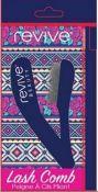 500 x Revive Folding Lash Comb | Total RRP £5,990