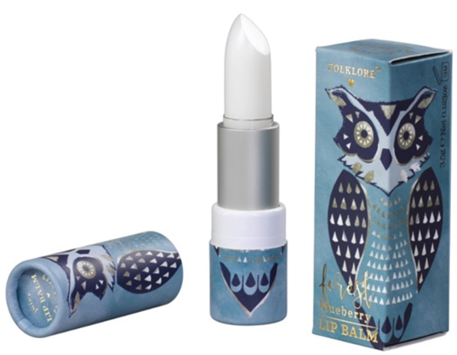 500 x Various Folklore Lip Balm | 3.5g | Total RRP £2,995 - Image 2 of 4