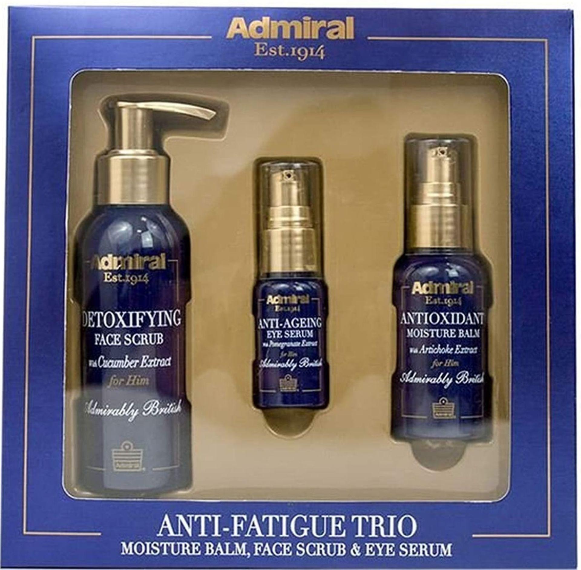 100 x Admiral Anti Fatigue Trio | Total RRP £2,595