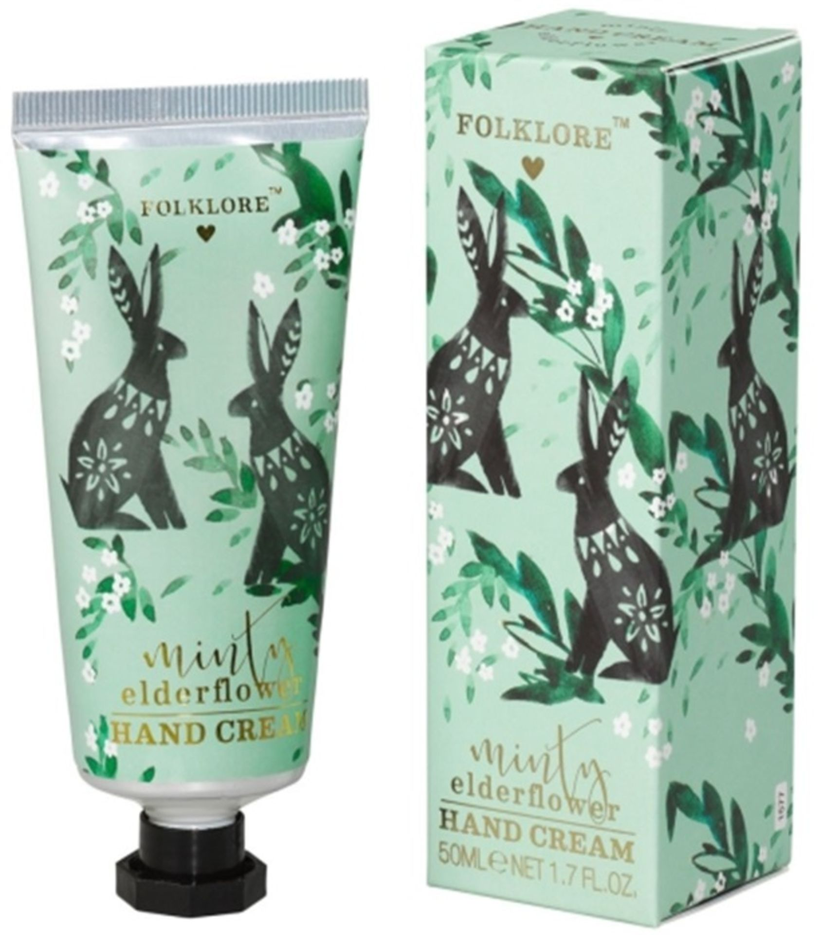 100 x Various Folklore Handcream | 50ml | Total RRP £899 - Image 2 of 4