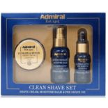100 x Admiral Clean Shave Set | Total RRP £2,500