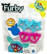 864 x Hasbro Furby Frames Accessories | Total RRP £4,499