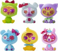 672 x The Zequins Emotions That Sparkle Kids Toys | Total RRP £6,715