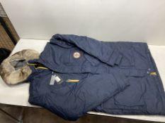 Bench. Layo Parka Style Coat | Size: M