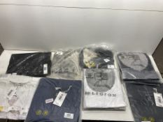 12 x Various Religion T-Shirts & Tops