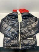 Blend Outwear Quilted Light Jacket | Size: M | RRP: £54.99