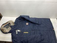 Bench Layo Parka Style Coat | Size: M
