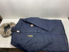 Bench Layo Parka Style Coat | Size: L