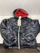 Blend Quilted Jacket | Size: M | RRP: £54.99