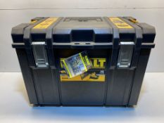 DEWALT DCK264P2 18V XR Brushless Nail Gun Twin Kit T-STACK | Case Only! | Nail Guns Not Included