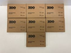 7 x Zoo Hardware Dead Locks | ZUKD64EPSS