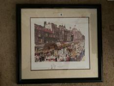 Francis Lennon Signed Artists Print Whit Week Walks | 1/850