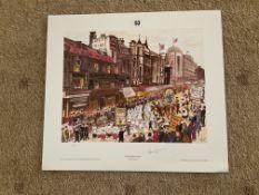 Francis Lennon Signed Artists Print | Whit Week Walks