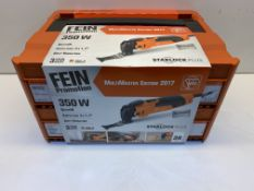 FEIN Limited Edition Multi Tool Kit | RRP £249.99