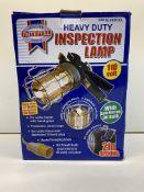 Faithfull FPPSLGRIPLEL Heavy-Duty Low Energy Inspection Lamp | RRP £19.30