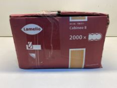 Lamello Cabineo 8, for partition walls 2000 pieces