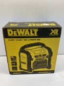 DeWalt Compact Jobsite Radio | DCR019 | RRP £129.98