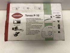 LAMELLO 145418 Tenso P-10 | 80 pairs | RRP £72.00