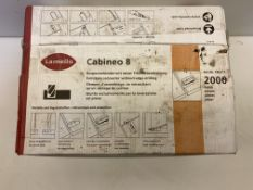 LAMELLO Cabineo 8 Furniture Connectors | 2000 pcs