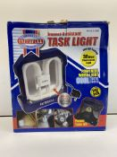 Faithfull Power Plus Task Light with Power Take-Off | RRP £30.90