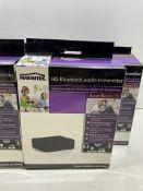 10 x Marmitek HD BoomBoom 55 Bluetooth Audio Transmitters