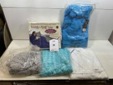 5 x Various Womens Dressing Gowns as per pictures